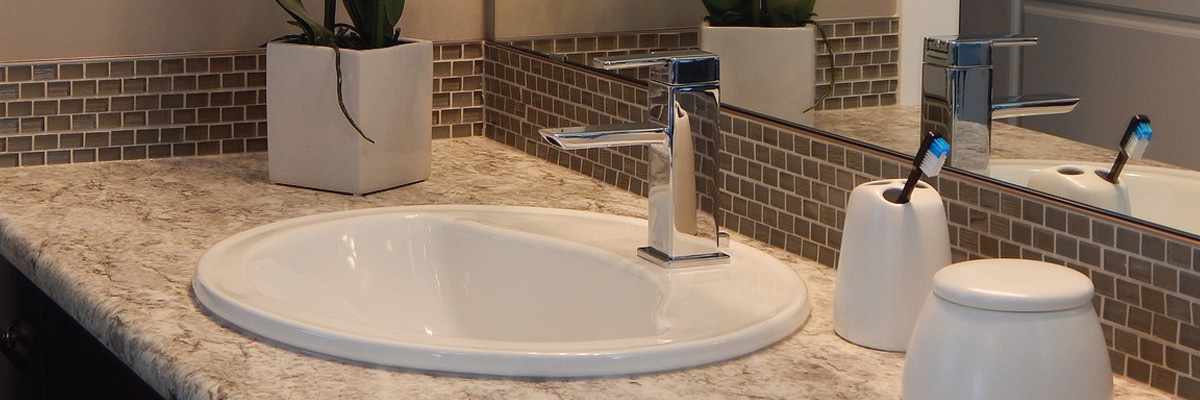 Residential Bathroom Cleaning by Cleaner Living
