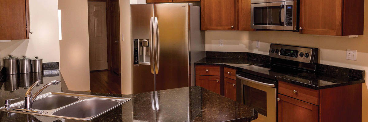 Residential Kitchen Cleaning by Cleaner Living