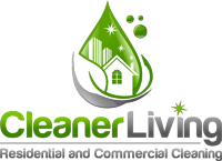 Cleaner Living Footer Logo